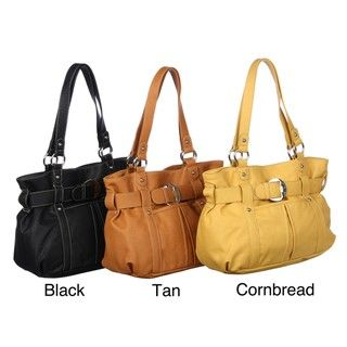 Nine West Bristo Large Belted Shopper Bag