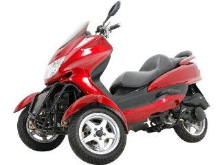 Sunny Powersports MC D150TKA RED Gas Roadrunner 150cc