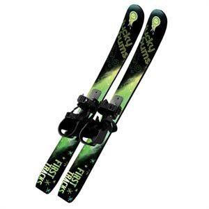 Kids Youth Beginner Skis 70cm (Green)