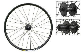 Mavic XM119 MTB Disc Wheel Set, 26 x 1.50, 9 Speed, Black