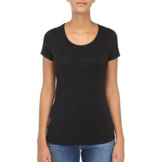 Modèle Mika   Coloris  gris chiné. Tee shirt Femme. 95 % coton, 5 %