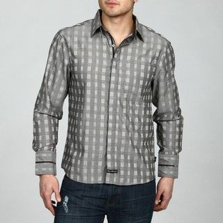 English Laundry Mens Revolution Woven Shirt