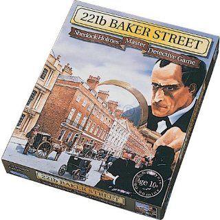 221B Baker Street The Master Detective Game Toys & Games