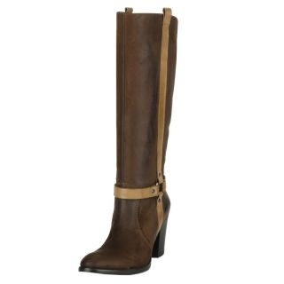 Tremp Womens 4051 Suede Riding Boots