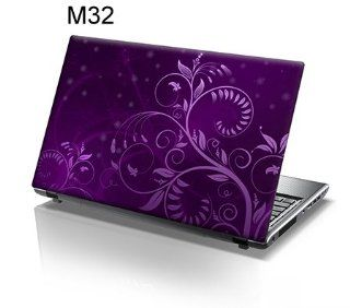 156 Inch Taylorhe laptop skin protective decal purple