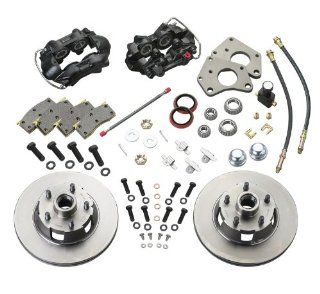 SSBC A156 1 Front Drum to Disc Brake Conversion Kit