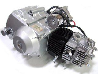 110cc 4 Stroke Engine with Automatic Transmission, Electric Start