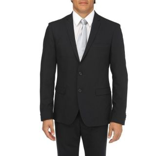 CALVIN KLEIN Costume Homme Noir   Achat / Vente COSTUME   TAILLEUR
