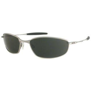Oakley Mens/ Unisex Whisker Rectangular Sunglasses