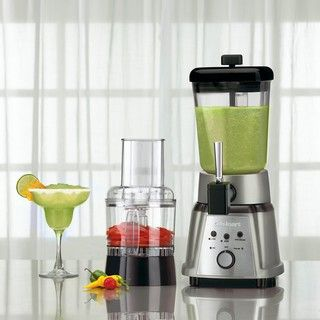 Cuisinart BC 56PC 3 in 1 Blender/ Smoothie Dispenser/ Food Processor