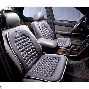 Wagan Magnetic Massage Bubble Light Grey Seat Cushion