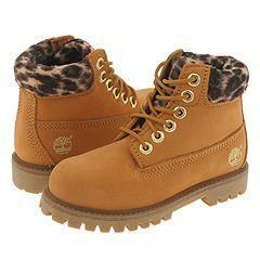 Timberland Kids 6 Premium Boot 2 (Infant/Toddler) (Size 6 Toddler M