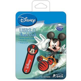 ADATA RB182G 2 GB Disney Mickey Flash Drive
