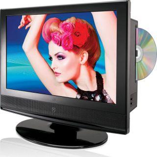 GPX TD1510B 15.4 inch Black HDTV/ DVD Player