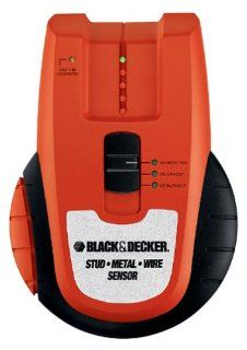 Black & Decker BDL153S Bulls Eye Wood, Metal and Live Wire Stud