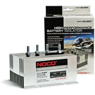 High Performance 90 amp Battery Isolator