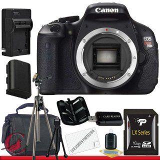 Canon EOS Rebel T3i 18 MP CMOS Digital SLR Camera (Body
