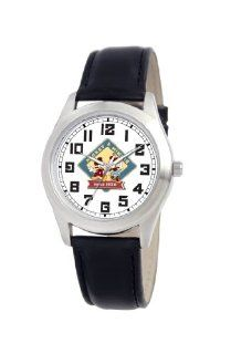 Disney Womens D154S006 Mickey Mouse and Minnie Mouse Watch Watches