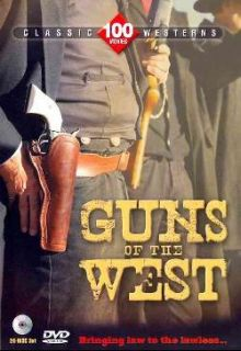 Guns of the West 100 Movie Pack (DVD)