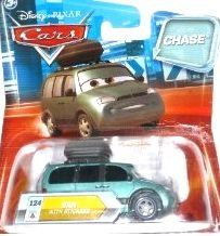 Disney / Pixar CARS Movie 155 Die Cast Car with Lenticular