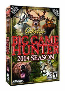 Cabelas Big Game Hunter 2004 Season Video Games