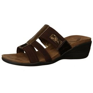 AK Anne Klein Sport Womens Impulse Wedge Sandal