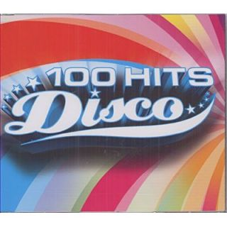 100 HITS DISCO   Achat CD COMPILATION pas cher