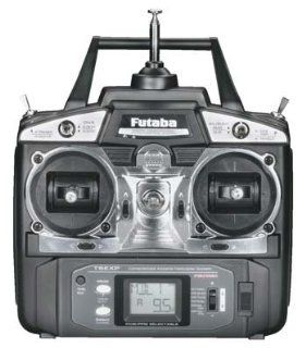 Futaba 6EXP Air/Heli R156F 72MHz Toys & Games