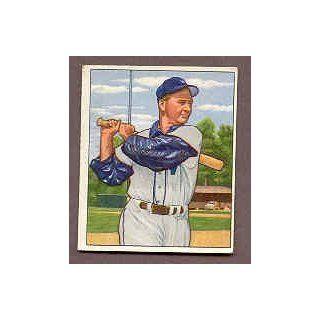 1950 Bowman #161 Sherry Robertson Senators EX 151088 Kit