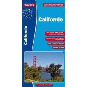 CALIFORNIE ; CARTE ROUTIERE ET TOURISTIQUE   Achat / Vente livre