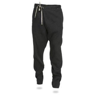 DIESEL BLACK GOLD Pantalon Phaity H Noir   Achat / Vente PANTALON