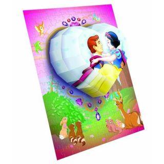 Puzzle Breakthrough Princesse Heart 100 pcs   Achat / Vente PUZZLE
