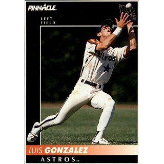 1992 Score Luis Gonzalez # 163 Astros Collectibles