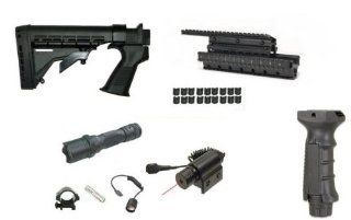 Ultimate Arms Gear Tactical Saiga 12 Gauge Combat Shotgun