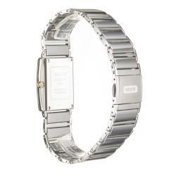 Rado Womens Integral Stainless Steel/ Ceramic Quartz Watch