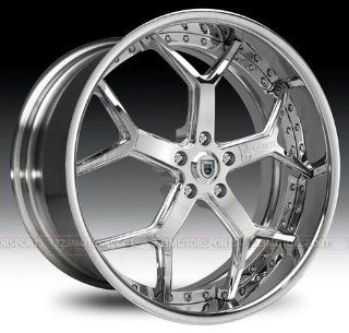 Asanti AF164 24x9.5 24x10 BMW 7 Series Rims Chrome Wheels 4pc  1set