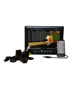 License Plate Backup Camera with 7 inch Screen