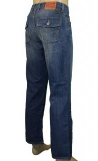 Lucky Brand Jeans Mens Straight Leg 165 Flap Jeans 38 X 32 Clothing