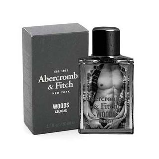 Abercrombie & Fitch Woods Mens 1.7 ounce Eau de Toilette Spray