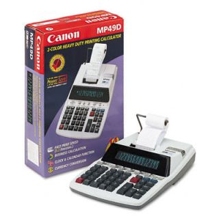 MP49D 2 Color Ribbon Printing Calculator Today $107.99