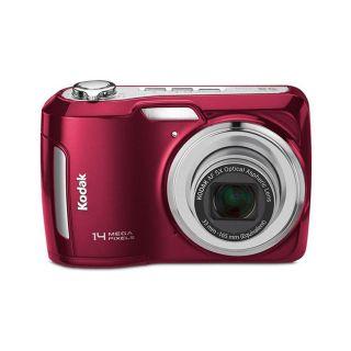 Kodak EasyShare C195 14MP Red Digital Camera (Refurbished)