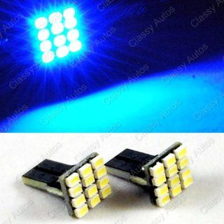 12SMD LED Bulbs High Power Reverse Backup Lights 147 152 158 159 161