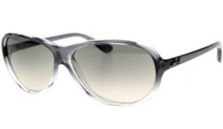 Ray Ban Sunglasses RB4153 818/M3 Dark Smoke Transparent