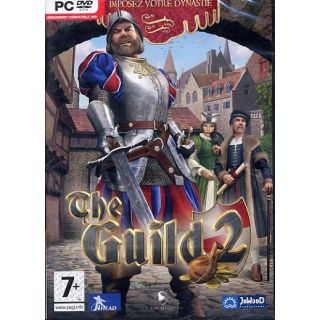 THE GUILD 2 / PC DVD ROM   Achat / Vente PC THE GUILD 2   PC