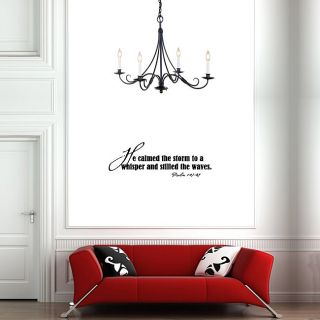 Vinyl Disorder Psalms 10139 Vinyl Wall Decal