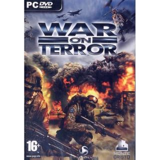 WAR ON TERROR   Achat / Vente PC WAR ON TERROR   PC DVD ROM