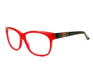 Gucci 3543 05KD 00 Red / Black Red Green Clothing