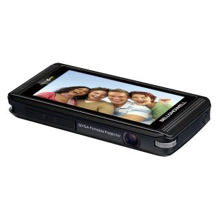Bell + Howell DVP6HD HD Digital Camcorder with Built in Projector