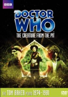 Doctor Who Ep.106  Creature From The Pit (DVD)