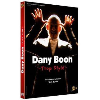 Dany Boon, trop stylé en DVD FILM pas cher